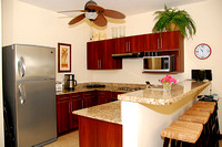 Gourmet Kitchen With Granite Counter Top 4 Appliances